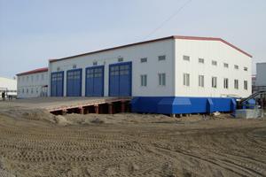 Здания из легких металлических конструкций