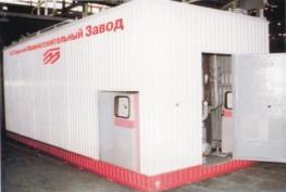 Топливозаправочные станции (АЗС)